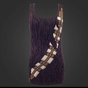 Star wars Chewbacca tank top